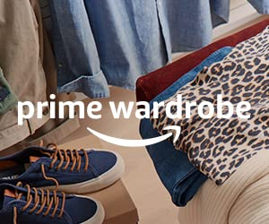 Amazon Prime Wardrobe – Try Clothes before you buy them